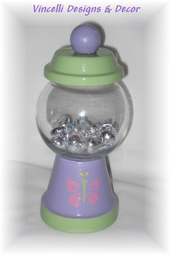 Gum Ball Machine - Child's-gumball machine, gumball, children, purple,