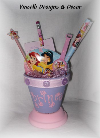 Princess Gift Pot