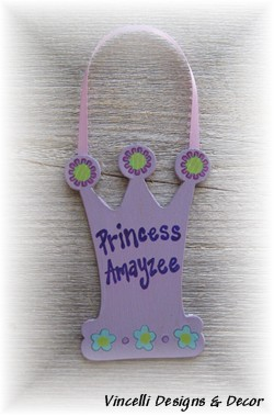 Princess Tiara Decoration